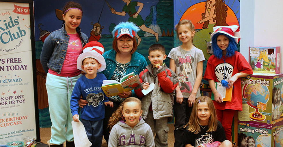 2014 Read Across America Bookfair