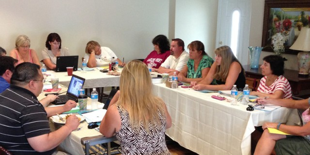 2014 Virginia Beach Education Association Board Retreat